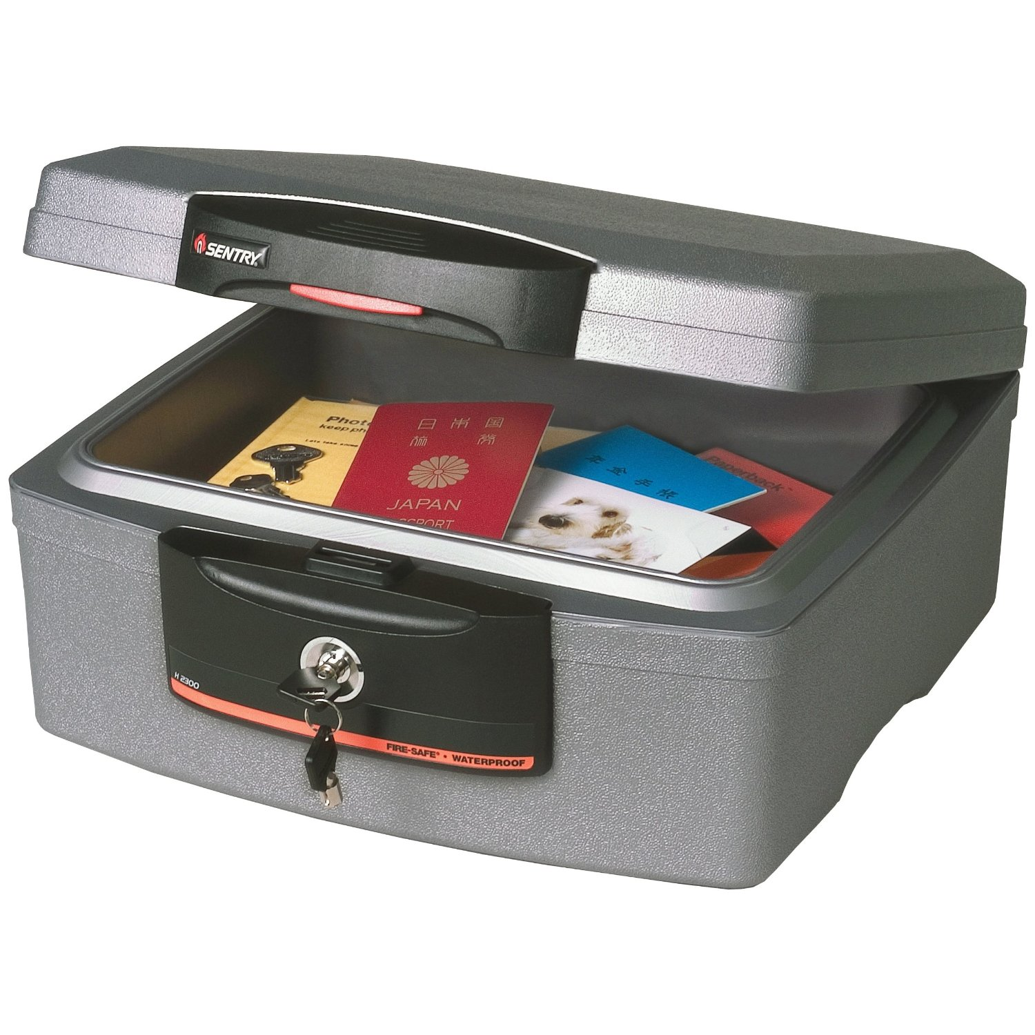 organizing important documents in the news With fireproof box for important documents