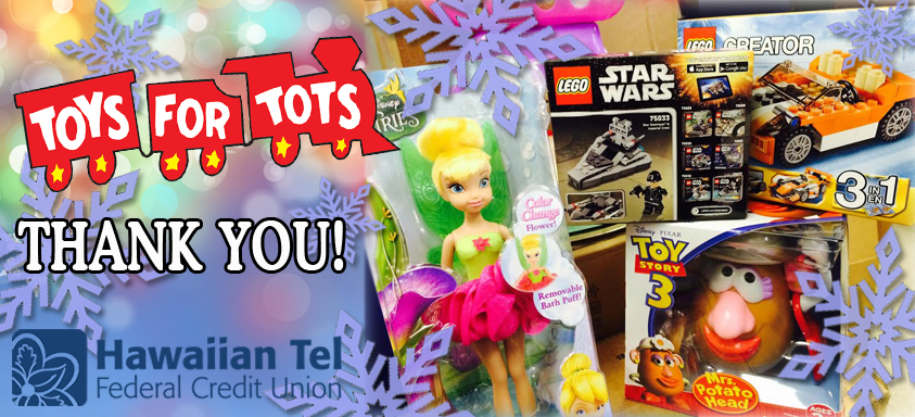 Toys For Tots Articles : Friends in the news